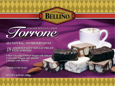 Bellino Assorted Torrone